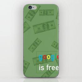 A Simple Question iPhone Skin