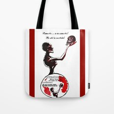 Zombieloquy Tote Bag