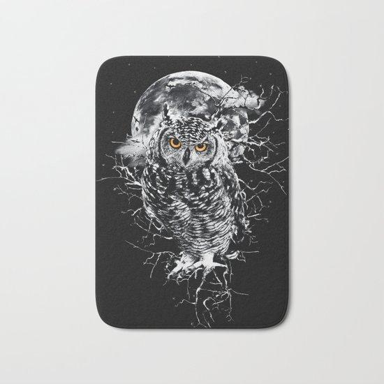 OWL BW II Bath Mat