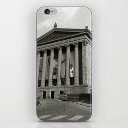 Philadelphia Museum of Art iPhone Skin