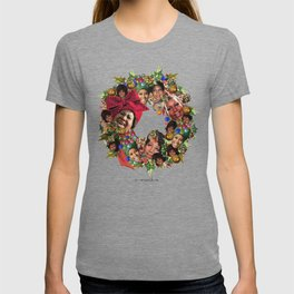 a-wreath-a T-shirt