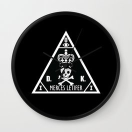 ICA Wall Clock