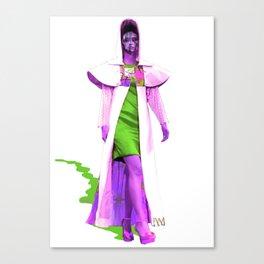 Define Fashion Canvas Print