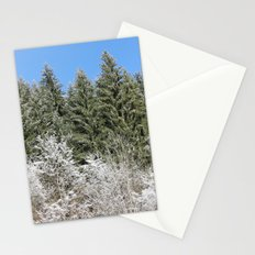 Colors of Winter Stationery Cards
