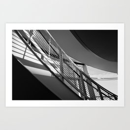 Getty Abstract No.3 Art Print