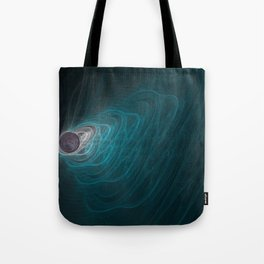 Marble in Water Tote Bag