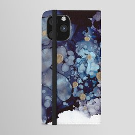 Clouds 4 iPhone Wallet Case