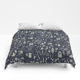 Fairy Garden: Midnight Comforters