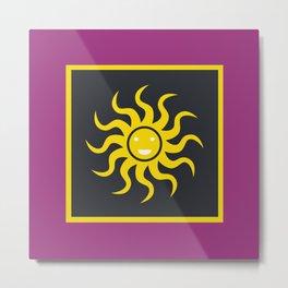Sunny day II Metal Print