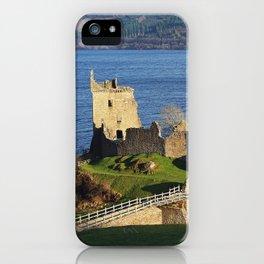 Urquhart Castle - Scotland iPhone Case