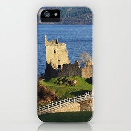 Urquhart Castle - Scotland iPhone Case