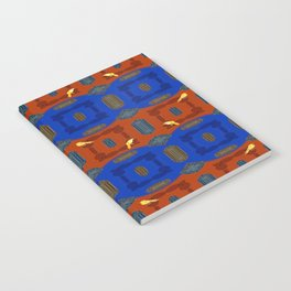 CLASSICAL OVAL Notebook