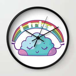 I tried Wall Clock