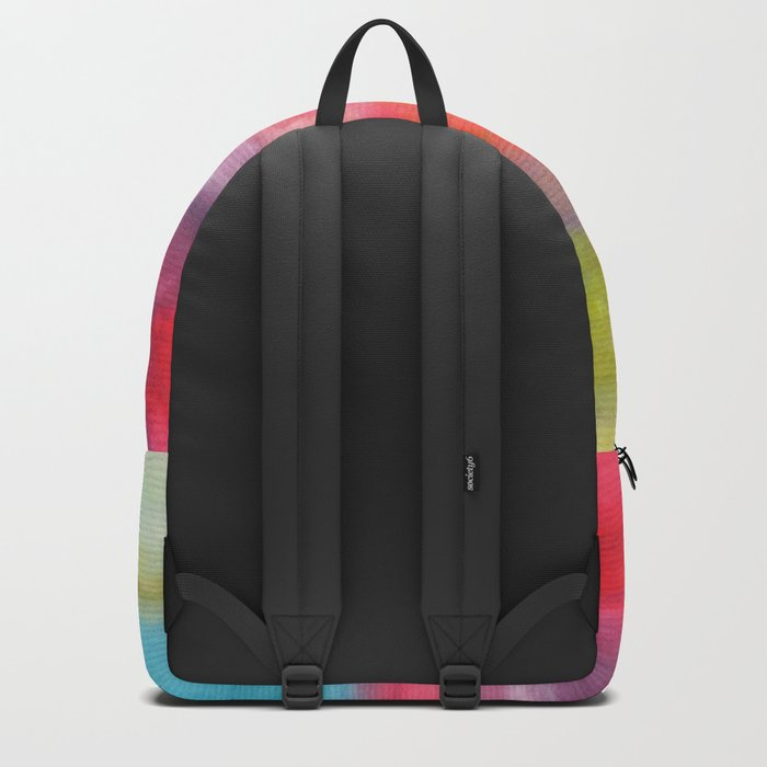 Watercolor A. 01 Backpack
