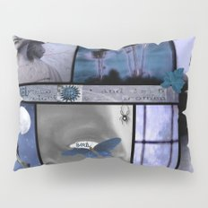 Dream In Blue Pillow Sham