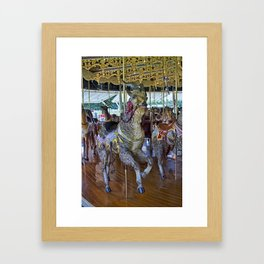 Dancing Billie Framed Art Print