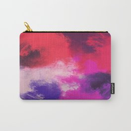 Painted Clouds Carry-All Pouch