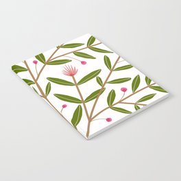 Mirah Floral - Pink Palette Notebook