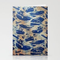 boats Stationery Cards featuring Boats by Heather Fraser