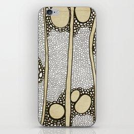 Inside Black Locust iPhone Skin