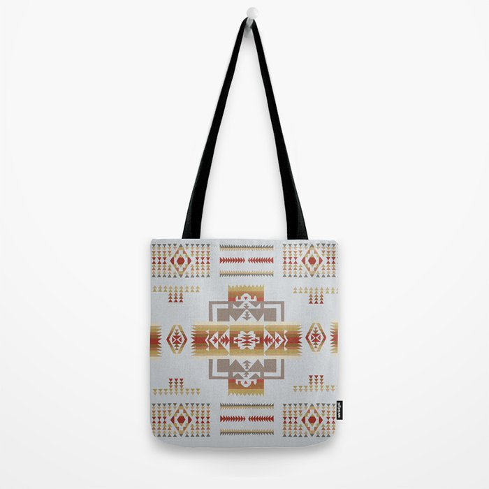 American Native Pattern No. 11 Tote Bag