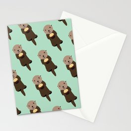 Have an Otterly Great Day! Stationery Cards