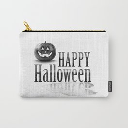 Halloween graffiti Carry-All Pouch