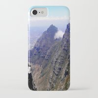 south africa iPhone & iPod Cases featuring South Africa Impression 4 by Art-Motiva