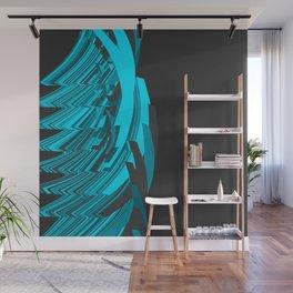 Weird Abstraction Wall Mural