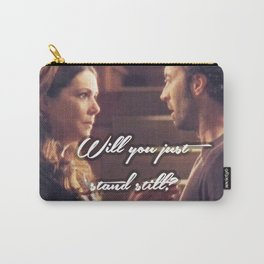 Luke and Lorelai - Stand Still Carry-All Pouch
