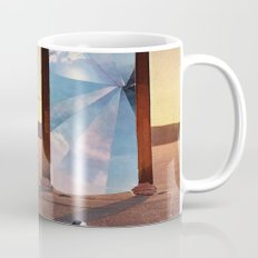 The broken window Coffee Mug