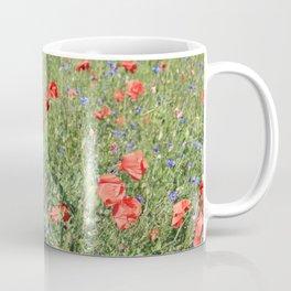 poppy flower no5 Coffee Mug
