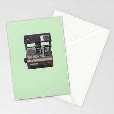 #43 Polaroid Camera Stationery Cards