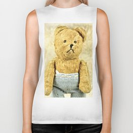 Teddy Bear Biker Tank