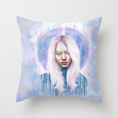 Languid Throw Pillow