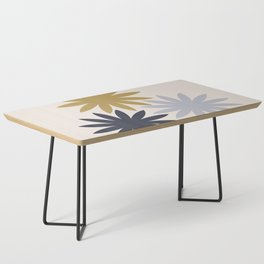 Three Flowers Coffee Table