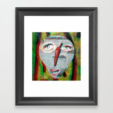 Placed every proper personality especially rendered. Framed Art Print