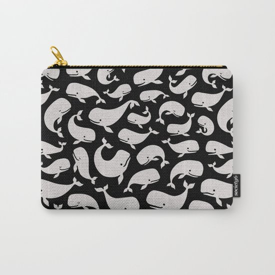 Moby Dick - Black Pearl Carry-All Pouch