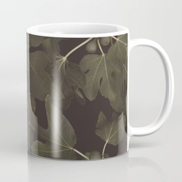Botanical I _ Night Coffee Mug