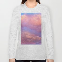 See the Dawn (Dawn Clouds Abstract) Long Sleeve T-shirt