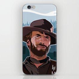 Eastwood iPhone Skin