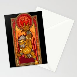 Sage of Fire Stationery Cards