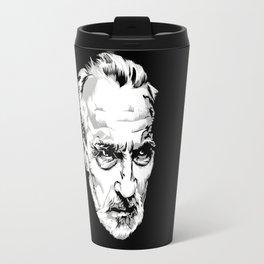 Sir Christopher Lee Travel Mug
