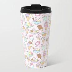 I love Ice Cream Metal Travel Mug