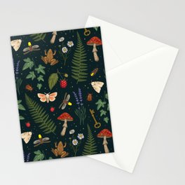 Summer Nights Stationery Cards