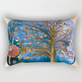 Surprising Beauty  Rectangular Pillow