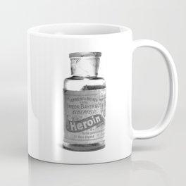 Vintage Heroin Medicine Bottle Coffee Mug