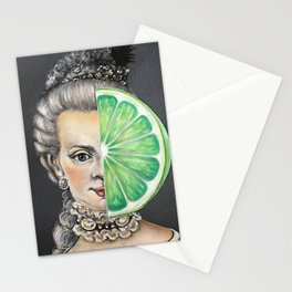 Limeade Marie Antoinette Stationery Cards