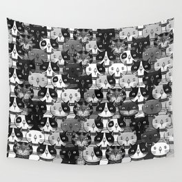 Catland Wall Tapestry