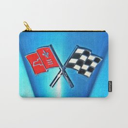 Corvette Flags Carry-All Pouch